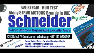 Schneider Electric Motor Repairs @ UAE Dubai, Abu Dhabi  Saudi Arabia, Oman, Bahrain, Kuwait