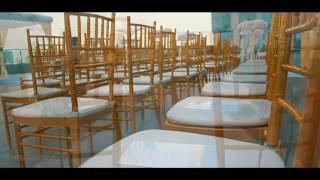 Thethr3etens  Nigerian Outdoor Wedding