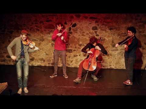 vision string quartet | Benny Goodman: Rachel's dream (Arr. Turtle Island Quartet)