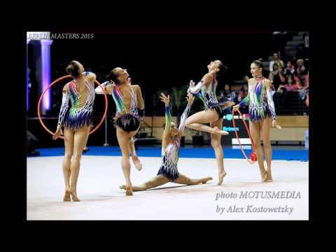 Belarus 2 Hoops + 6 Clubs - 2015 - Music (Exact Cut)