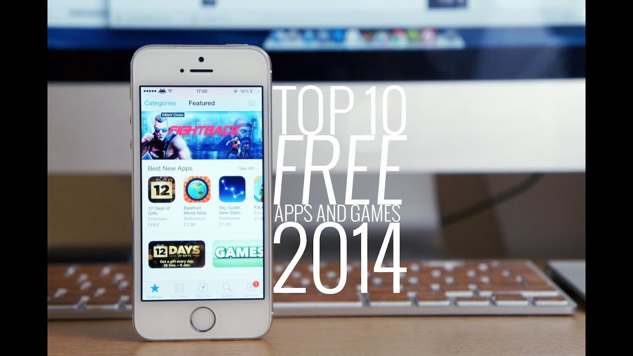 Top Free Games For Iphone 4