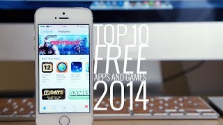 Top 10 Best FREE Apps and Games for iPhone/iPod/iPad 2014
