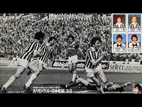 21 Aprile 1984 Juventus Udinese 3 2 Radiocronaca Di