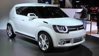 Salone di Ginevra 2015: I Concept Suzuki