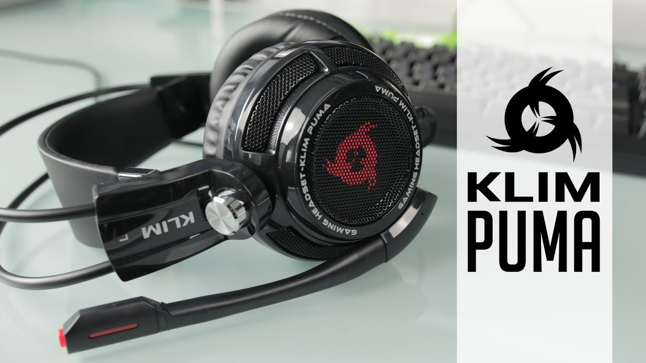 casque audio klim puma