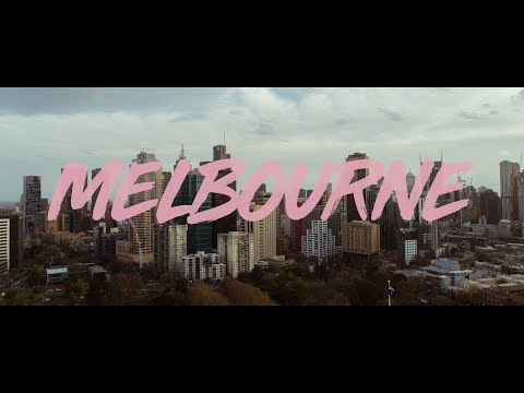 MELBOURNE ROADTRIP