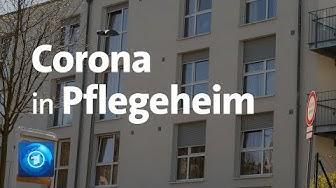 Corona im Altenheim: Viele Menschen in Niedersachsen und Bayern sind gestorben