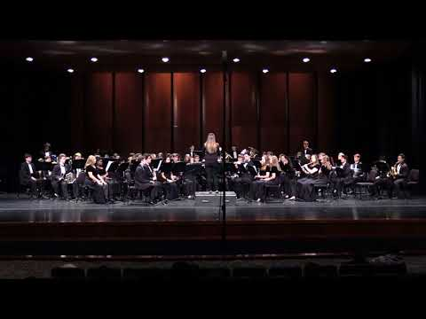 Symphonic Band - Round Rock High School 2018 Winter Concert