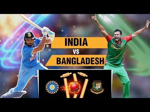 India Vs Bangladesh Asia Cup Match  Update: BAN 140  4 over   वनइंडिया हिंदी
