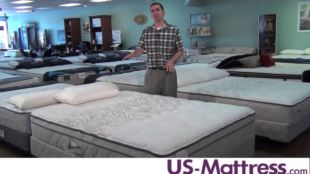 brand mattress dial shop bed by set pillow plush sealy jubilee a quickview top