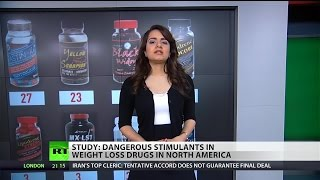 Weight-loss drugs containing dangerous chemical stimulants removed from Canadian shelves
