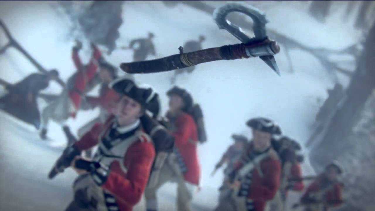 Assassin's Creed 3| Cinematic TV Trailer HD - YouTube