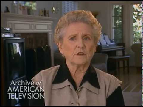 Ann B. Davis on what she likes about working in TV  EMMYTVLEGENDS.ORG