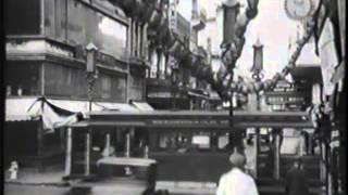 City of the Golden Gate (1934) and Golden Gate Bridge Navy Salute (1937) - San Francisco Films