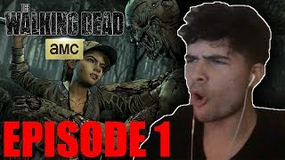 THE MOST ENTERTAINING 40 MINUTES OF YOUR LIFE!! The Walking Dead - Final Season - Episode 1