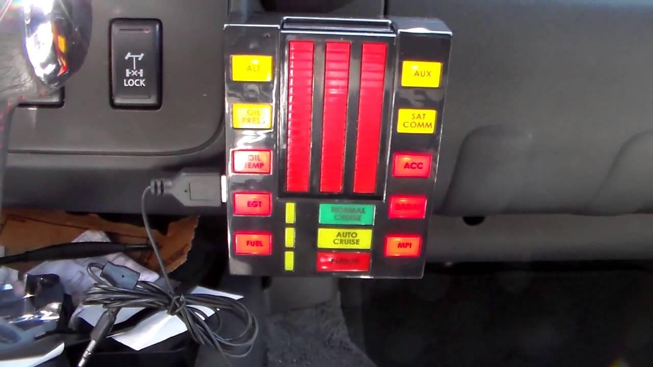 Knight Rider Kitt Dual USB Car Charger