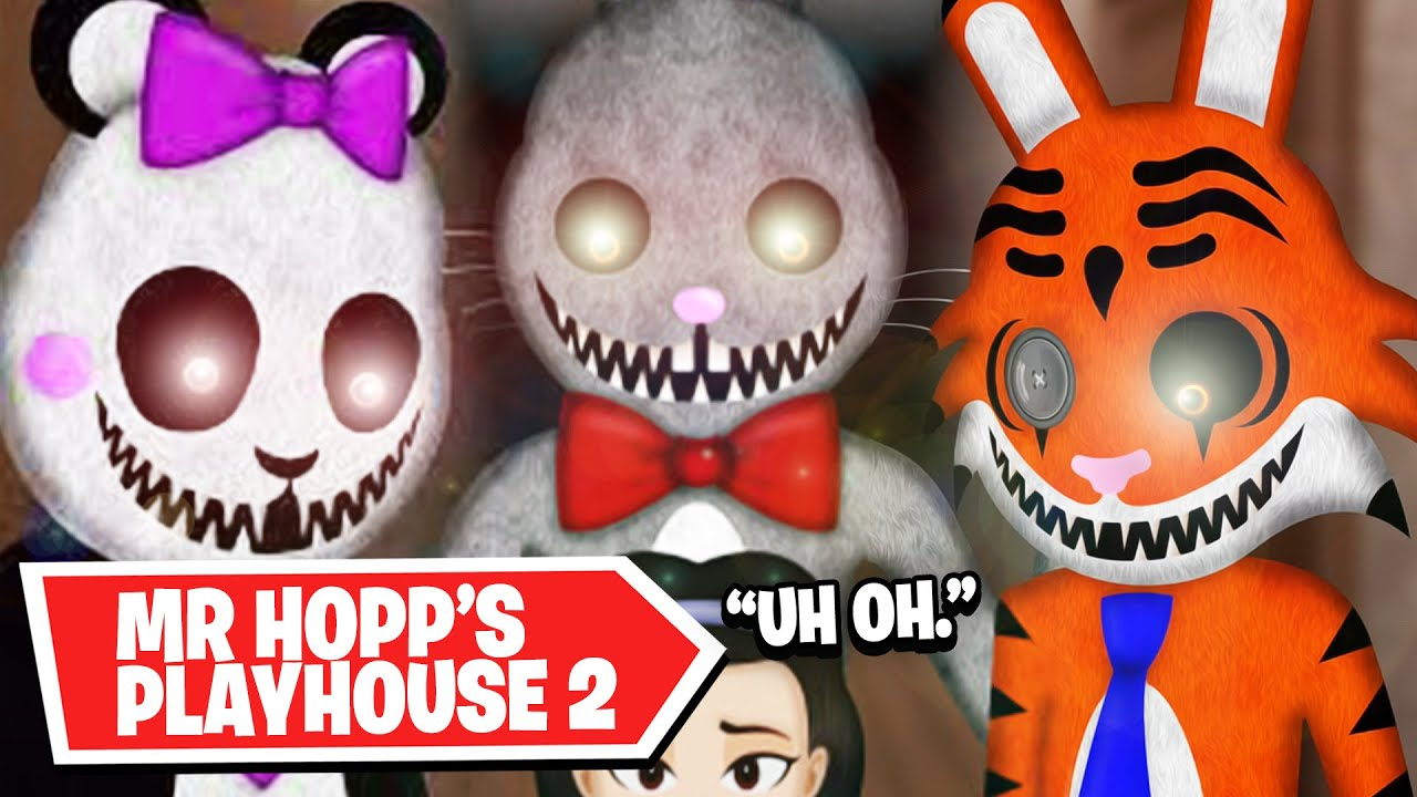 Mr Hopp's Playhouse 2 - The SECRET of Mr Hopp's and Friends (Special Stage)