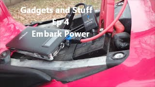 Portable Jumper Cables by Embark Power: Gadgets and Stuff - Ep 4
