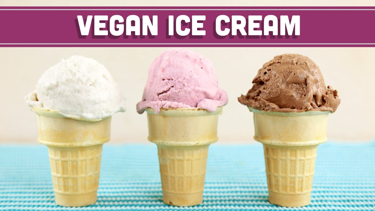 Homemade vegan ice cream no machine 3 ingredients mind over homemade vegan ice cream no machine 3 ingredients mind over munch youtube ccuart Image collections