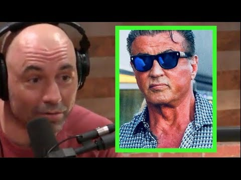 Joe Rogan  Sylvester Stallone is an Animal!