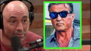 Joe Rogan - Sylvester Stallone is an Animal!