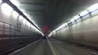 Holland Tunnel Driving Experience