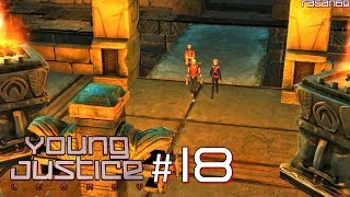 Young Justice Legacy [PC] walkthrough part 18