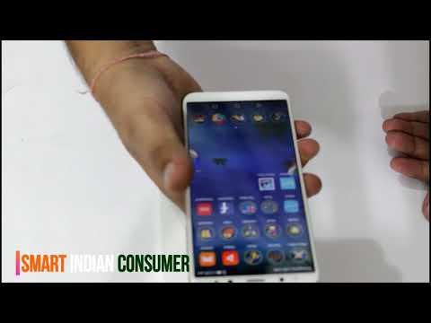 Huawei Honor 9i Unboxing &