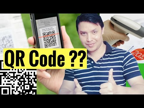 QR Code# QR Codes In Cashless Transactions
