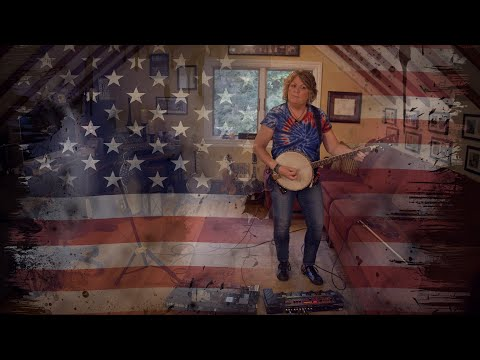 Ragged Old Flag - (words Johnny Cash) | Eileen Ivers