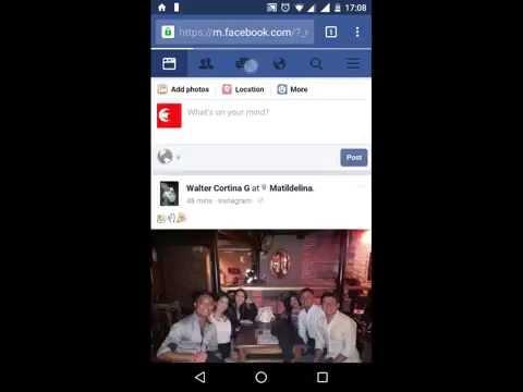 Chatear En Facebook Sin Descargar Messenger / Facebook Chat Without Messenger