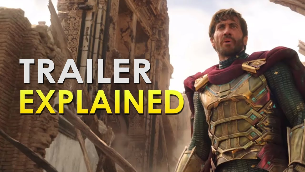 Wait, Why Is Mysterio a Good Guy in the New Spider-Man: Far From Home