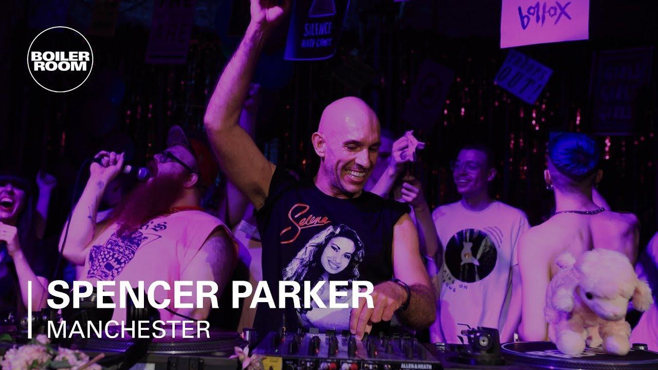 Spencer Parker House & Disco Mix   Boiler Room Fleshback Manchester ...