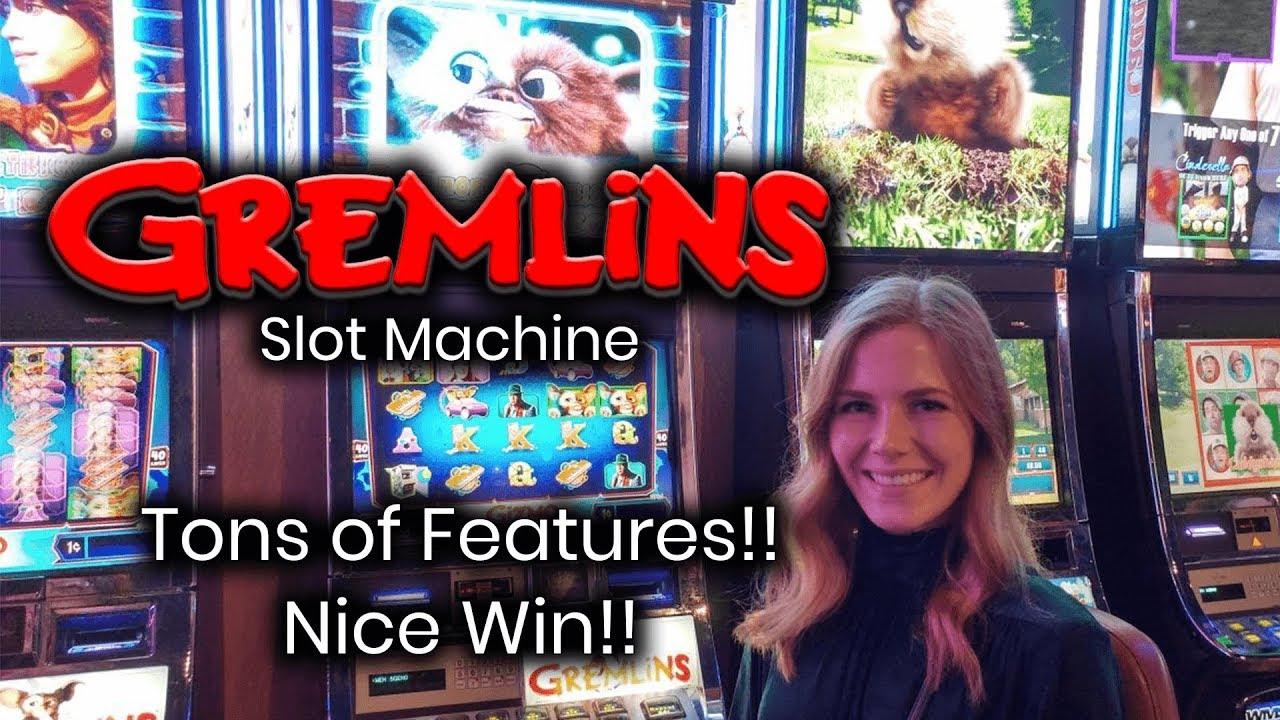 Gremlins slot machine bonus