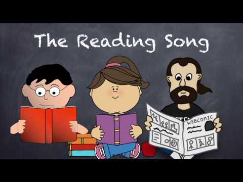The Reading Song- World Book Day 2019