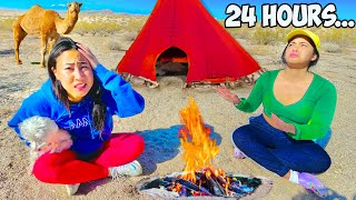 STRANDED IN THE DESERT FOR 24 HOURS!!