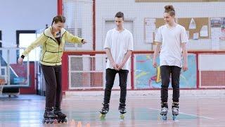 Soy Luna - Impara a pattinare con Cesca - Freestyle