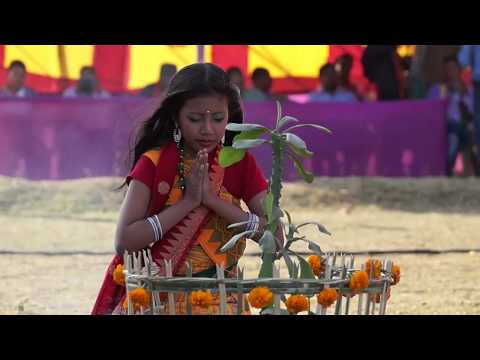 Bodo Traditional Dance l Cinematography by...