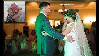 Bride's brothers use special Michael Bolton song to pay tribute to dad - Daily News Video