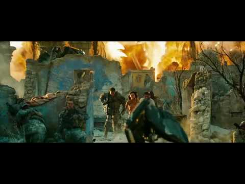 Optimus Prime y Sam reviven HD (Revenge of Fallen)