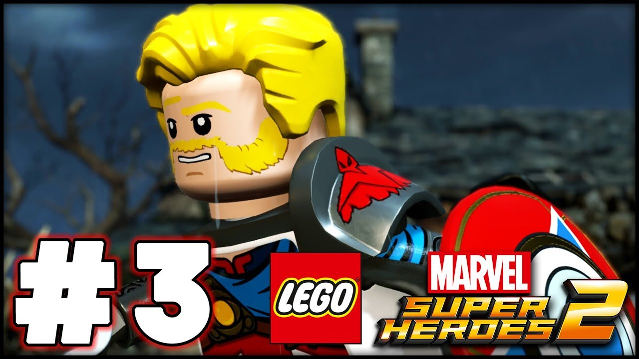 marvel lego part 3