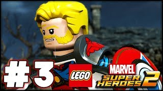 LEGO Marvel Superheroes 2 - Part 3 - Olde but Goodie! (HD Gameplay Walkthrough)