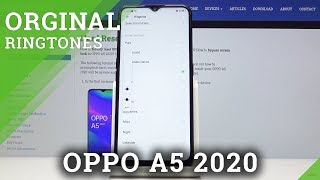 Learn more: https://www.hardreset.info/devices/oppo/oppo-a5-2020/ bored with your current ringtone? time to change it! come along all available ringtone...