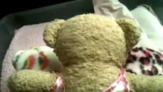 Bridget's Build A Bear Bed Tutorial