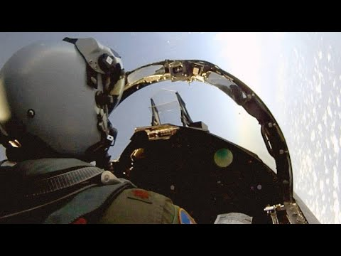 The Intense Dogfight Between A U.S. Pilot And An Iraqi MiG