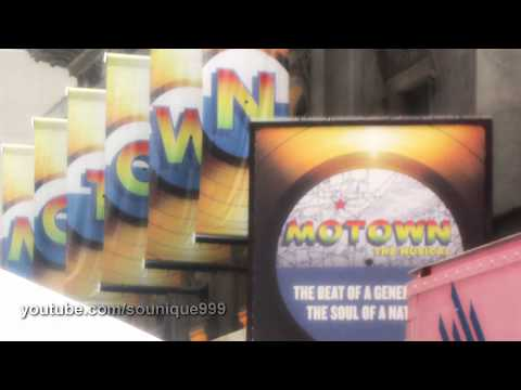 "My Broadway Adventure #2 - ""Motown The Musical"""