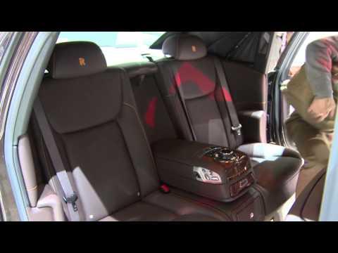 Rolls Royce Ghost Series II - Up close & personal at 2014 Geneva Motor Show