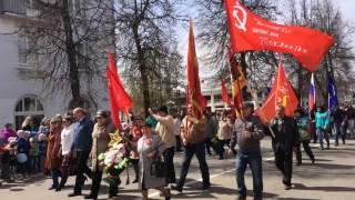 Парад Перемоги в Гусак-Кришталевому 2017 рік