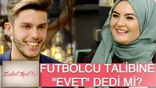Zuhal Topal'la 93. Bölüm (HD) | Hanife Futbolcu Talibine