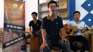 Những Đêm Mưa Rơi - Acoustic Cover - KHTN Acousphys Club